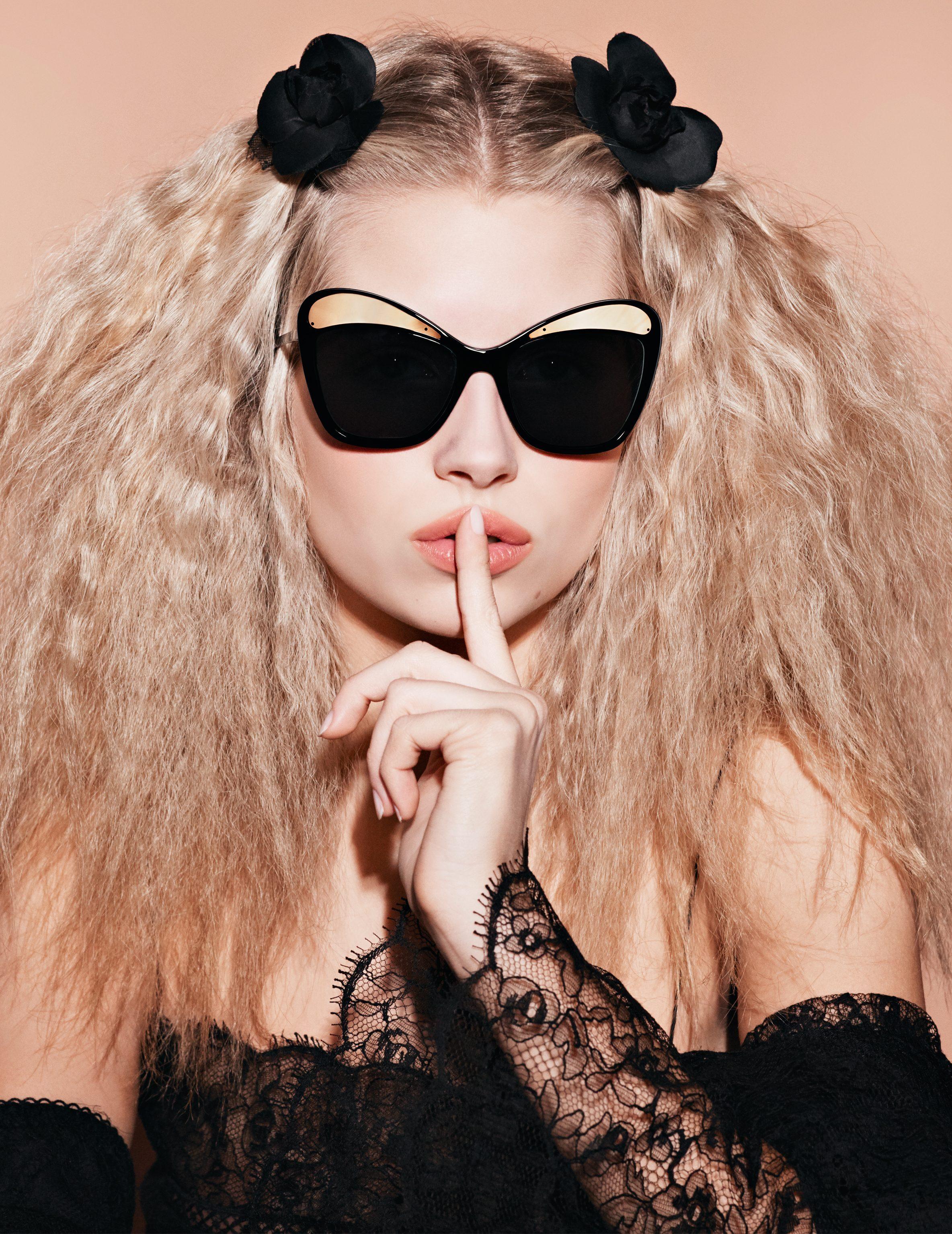 Occhiali da sole per l 39 estate 2017 lorella chinaglia for Pubblicita occhiali da sole
