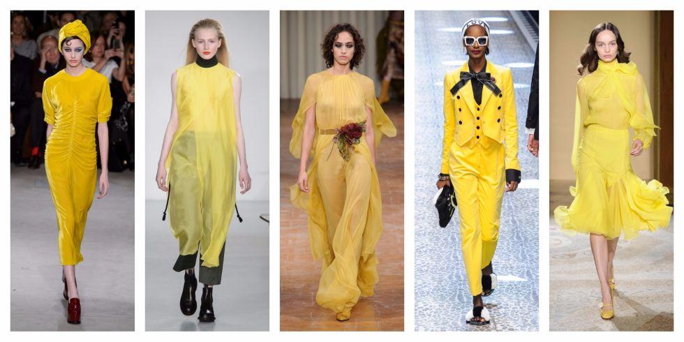 I colori di tendenza per essere alla moda questo autunno for Colori moda inverno 2018