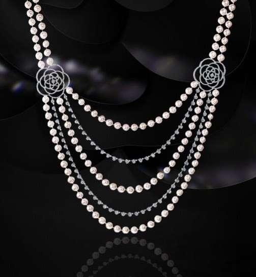 chanel perle