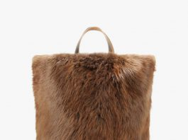 borse in eco-pelliccia