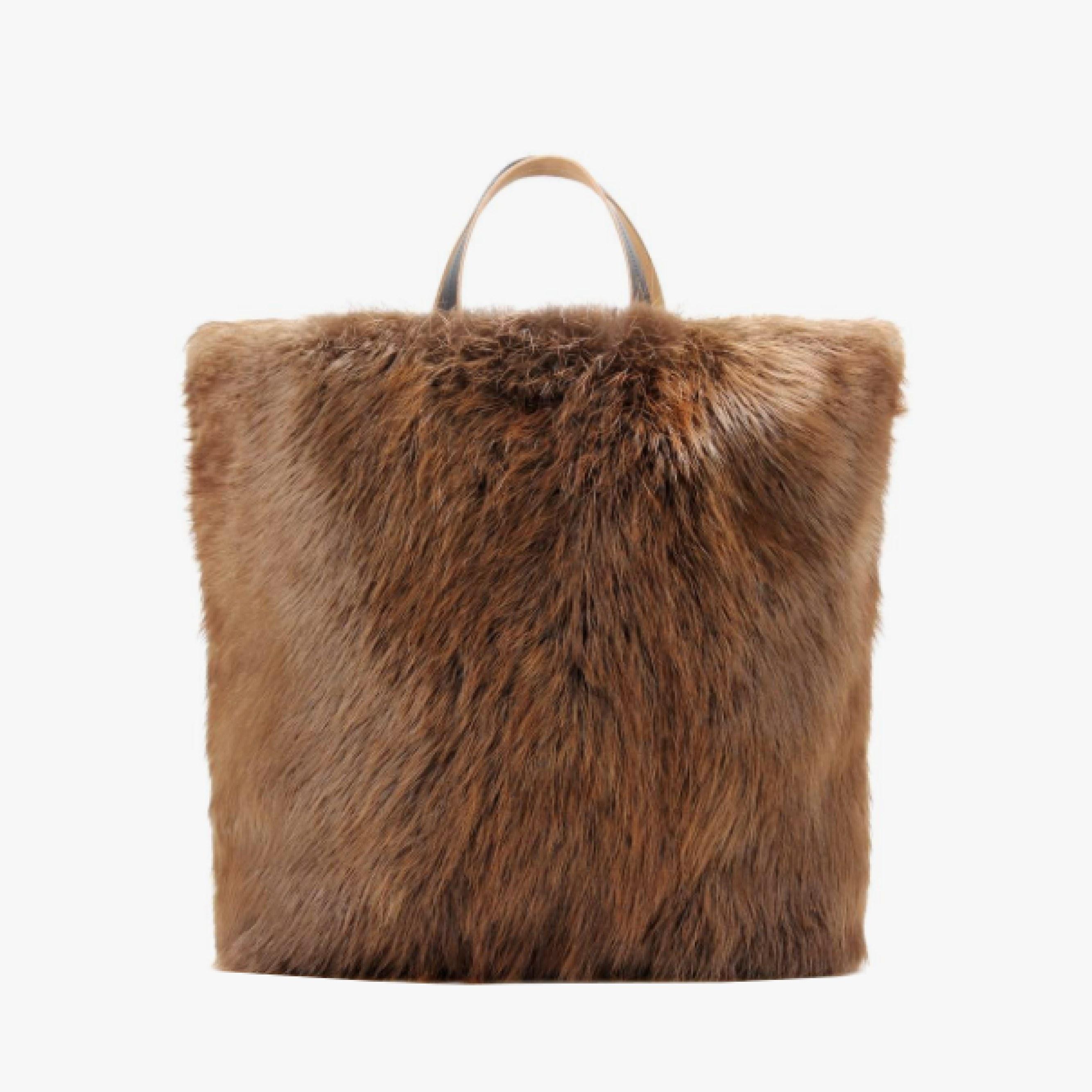9c2de6ea4f9a64 Moda Inverno 2018: la borsa in eco pelliccia - Lorella Chinaglia ...
