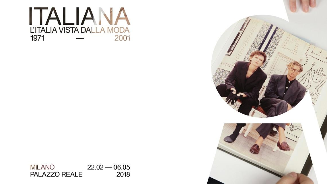 Italiana la mostra sulla moda italiana a milano lorella for Scuola di moda roma